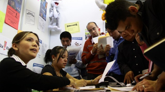 Foto: Jóvenes 'millennials' renuncian a sus empleos por salud mental. 22 Octubre 2019
