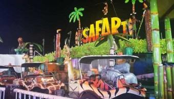 Niña de cuatro años muere electrocutada en juego mecánico en la Feria de Pachuca