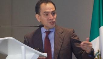 Foto: Arturo Herrera, secretario de Hacienda. Cuartoscuro