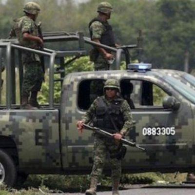 FOTO: Reportan desplome de helicóptero de la Sedena en Chihuahua, el 19 de enero de 2020