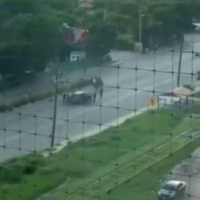 Tras balacera en Culiacán, se fugan 20 reos del penal de Aguaruto