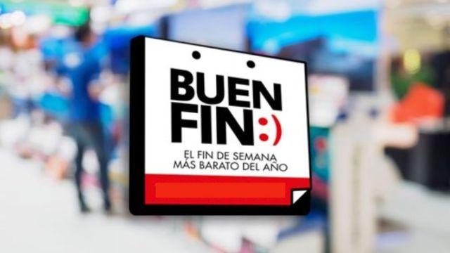 Foto: Logo del Buen Fin 2019. Twitter/@SE_mx