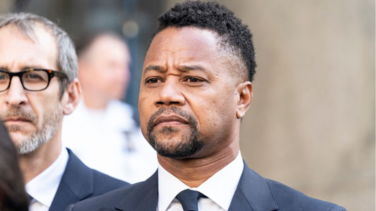 Foto: Actor estadounidense Cuba Gooding Jr. Getty Images