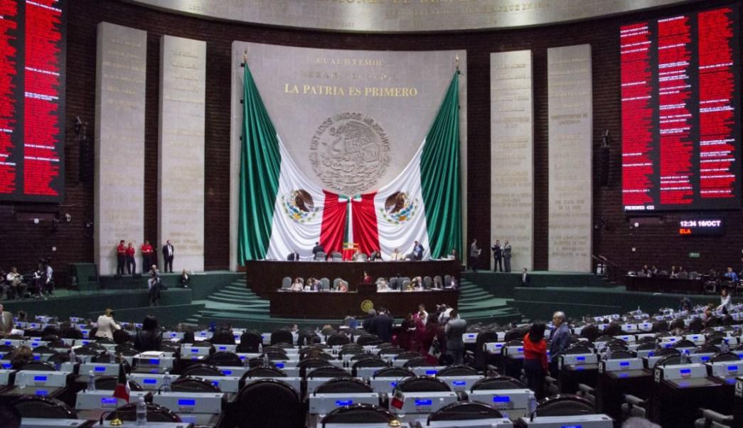 Foto: Sesión en la Cámara de Diputados. Cuartoscuro/Archivo