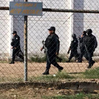 Presunto feminicida, uno de los prófugos del penal de Aguaruto, Culiacán