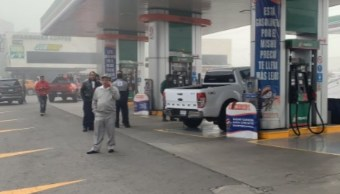 Foto: Los hechos ocurrieron en la carretera México-Toluca, antes de entrar al municipio de Ocoyoacac, hacia la Ciudad de México. Twitter/@pitestrada