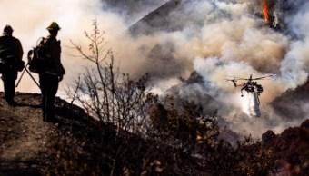 Incendios forestales en Los Ángeles, California