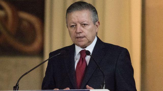 Foto: Arturo Zaldívar, presidente de la Suprema Corte de Justicia de la Nación (SCJN). Cuartoscuro