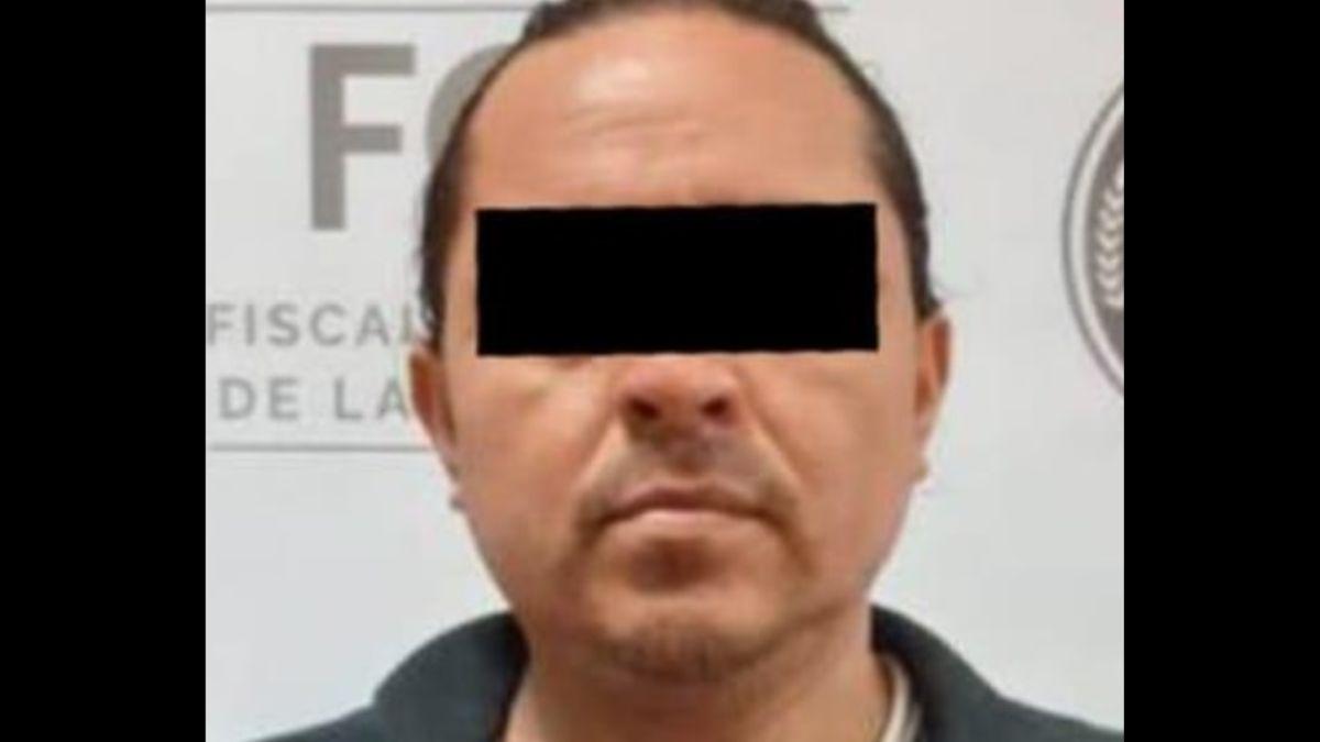 Foto: Agentes de la Fiscalía General de la República (FGR) detuvieron en Cancún, Quintana Roo, a Miguel 'M'. Twitter/@FGRMexico