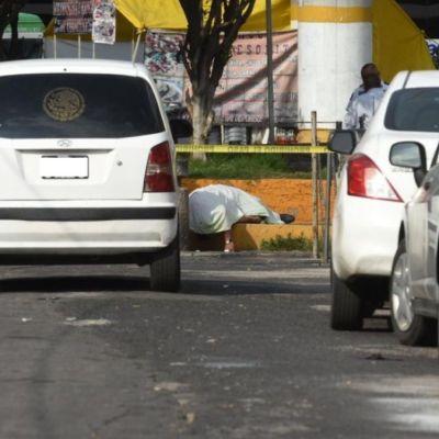 Matan a hombre cerca del Metro Río de los Remedios