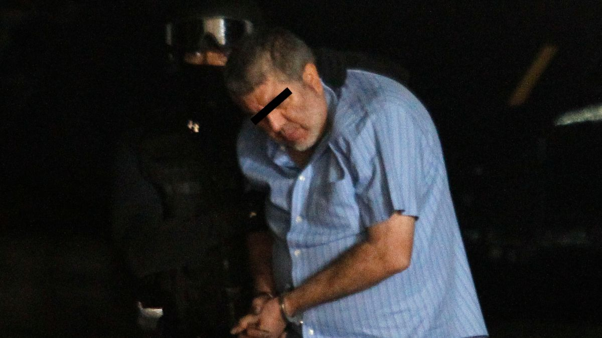 Foto: Vicente Carrillo Fuentes, alias Viceroy, supuesto líder del Cártel de Juárez. AP/Archivo