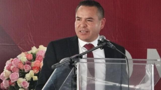 Imagen: Atacan a balazos a alcalde de Valle de Chalco, lo reportan en estado grave, el 29 de octubre de 2019 (Facebook)