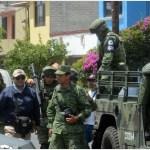 Imagen: La Guardia Nacional contribuyó en la detención de sujeto acusado de explotación, sexual, 5 de octubre de 2019 (ARMANDO MONROY /CUARTOSCURO.COM)
