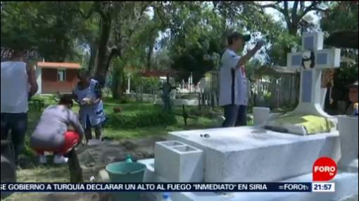 Foto: Habitantes Michoacán Exigen Mayor Seguridad Menos Tumbas 14 Octubre 2019