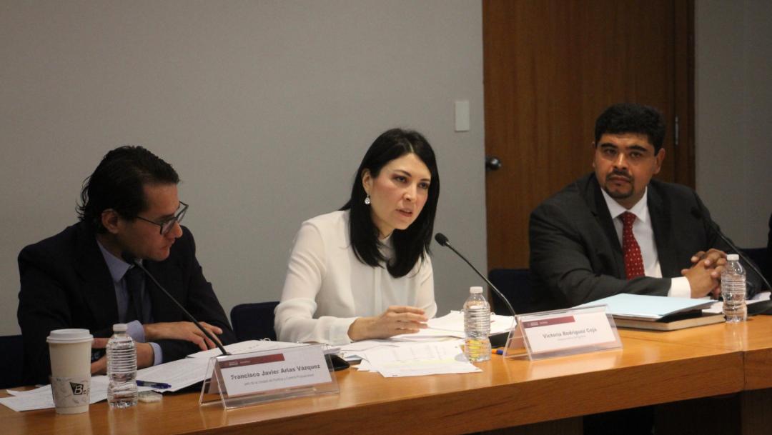 FOTO Hacienda reconoce desaceleración en crecimiento de economía mexicana (AP)