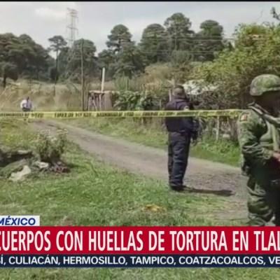Hallan dos cuerpos en la alcaldía Tlalpan, de la CDMX