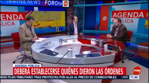 FOTO: Hechos violentos en México, 20 octubre 2019