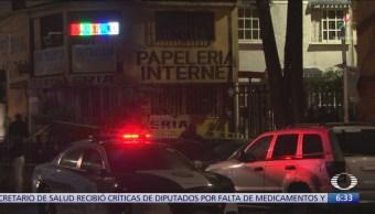 Hombre muere baleado en la unidad habitacional CTM Culhuacán, Coyoacán