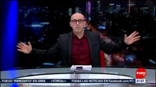 Foto: Hora 21 Julio Patán Programa Completo 14 Octubre 2019