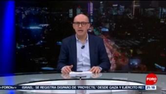 Foto: Hora 21 Julio Patán Programa Completo 31 Octubre 2019