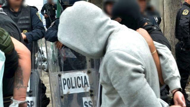 IMAGEN Operativo Tepito:Juez Delgadillo Padierna libera 3 detenidos