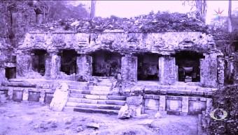 Foto: Inah Museo Británico Google Digitalizan Maya PalenqueChiapas 22 Octubre 2019