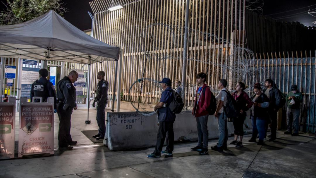 Imagen: Las autoridades indicaron que fueron asegurados 76 mil menores no acompañados, el 30 de octubre de 2019 (Omar Martínez /Cuartoscuro.com)