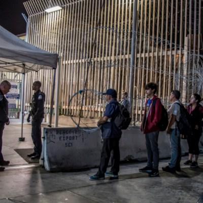 Suman más de un millón de indocumentados detenidos en frontera México-EU en un año