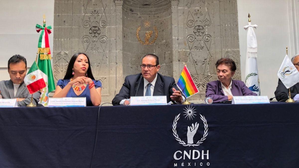 Informe especial sobre la situación de los Derechos Humanos de las personas