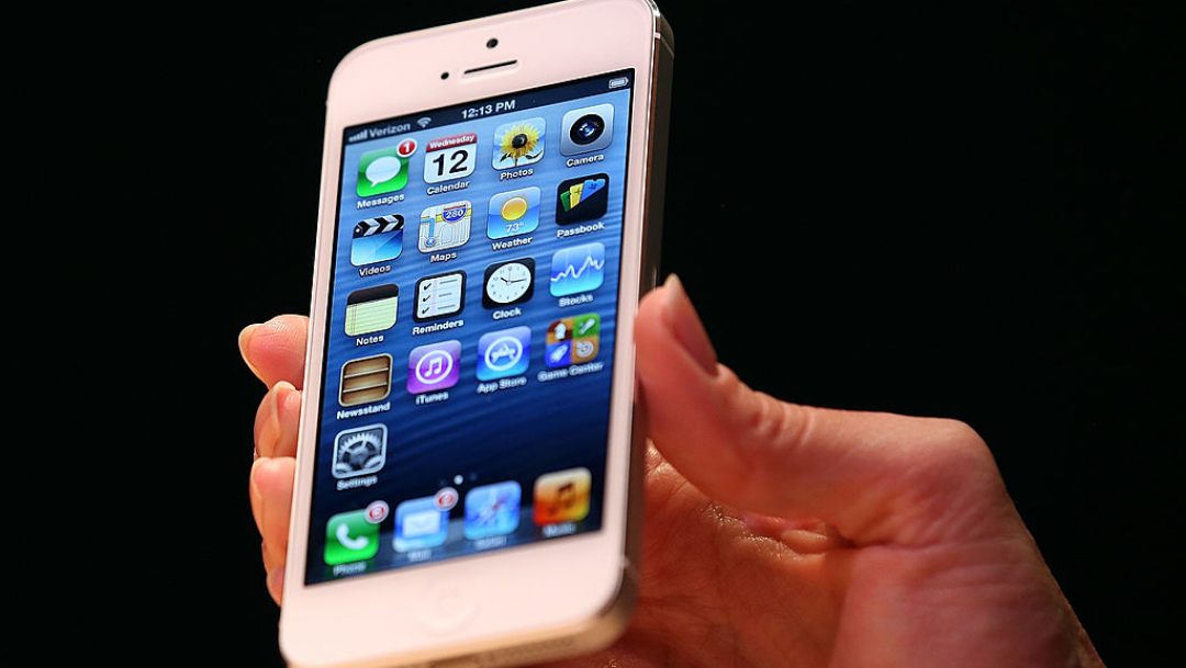 Foto: iPhone 5 dejara funcionar noviembre
