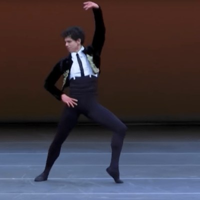 Bailarín Isaac Hernández crea federación para impulsar las artes