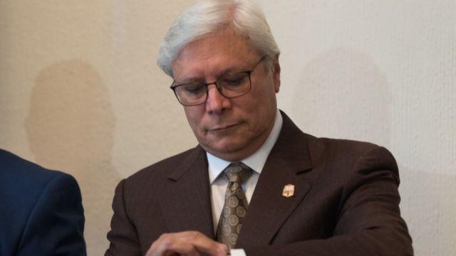 Jaime Bonilla, gobernador electo de Baja California