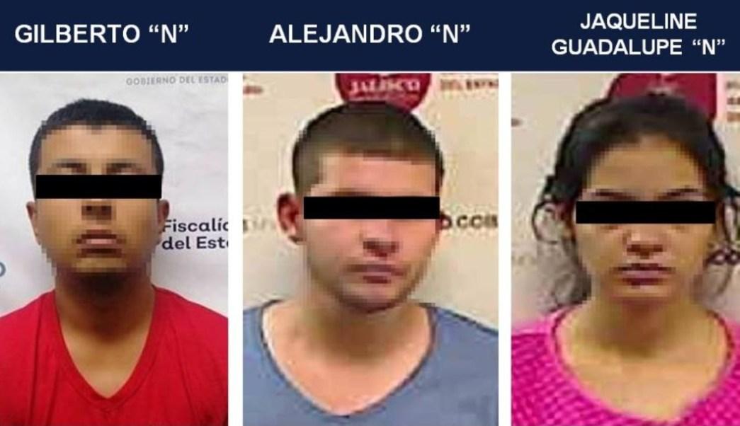 Detienen a tres por robo a cuentahabientes en Jalisco