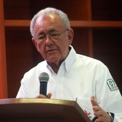 Gobierno no presiona a jueces en favor de Santa Lucía: Jiménez Espriú