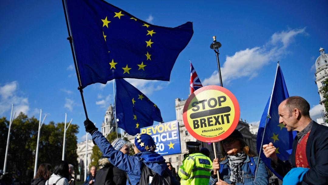 Foto: Johnson retirará proyecto de ley del Brexit si no se aprueba calendario, 22 de octubre de 2019