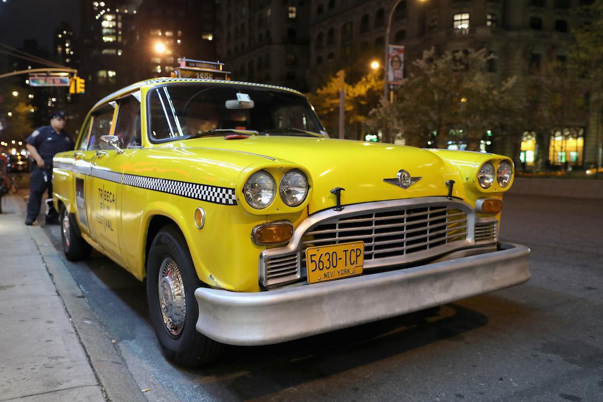 Foto Joker Taxi Driver 10 Octubre 2019