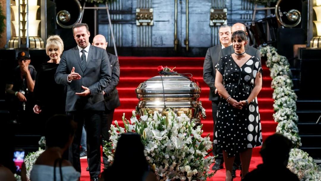Listo el homenaje a José José en el Zócalo