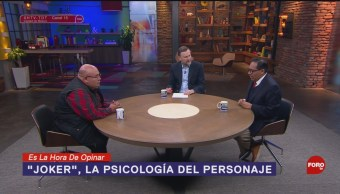 Foto: Crítica Joker Diagnosis Salud Mental Guasón 18 Octubre 2019