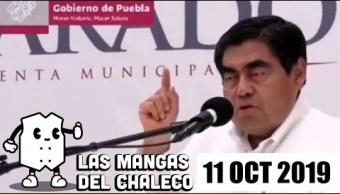 FOTO: Las Mangas del Chaleco 11 octubre 2019