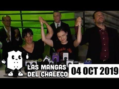 FOTO: Las Mangas del Chaleco del 4 octubre de 2019