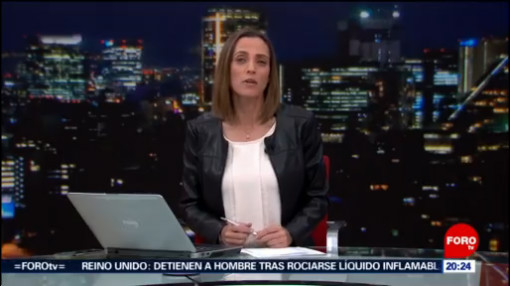 Foto: Noticias Ana Francisca Vega Programa Completo Forotv 1 Octubre 2019