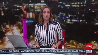 Foto: Las Noticias Ana Francisca Vega Programa Completo Forotv 10 Octubre 2019