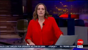 Foto: Las Noticias Ana Francisca Vega Programa Completo Forotv 14 Octubre 2019