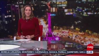 Foto: Las Noticias Ana Francisca Vega Programa Completo Forotv 21 Octubre 2019