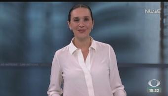 FOTO: Noticias Karla Iberia Programa Completo 2 Octubre