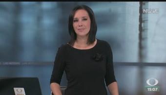 FOTO: Noticias Karla Iberia Programa Completo 21 Octubre