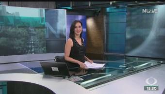 FOTO: Noticias Karla Iberia Programa Completo 24 Octubre