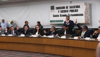 FOTO: Diputados avalan Ley de Ingresos en comisiones de San Lázaro; este miércoles va al Pleno