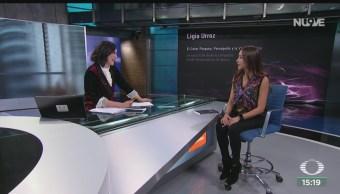 FOTO: Ligia Urroz habla El color Púrpura Persépolis Vida Adéle