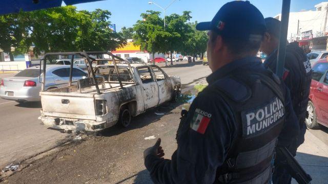 Operativo contra Ovidio Guzmán en Culiacán